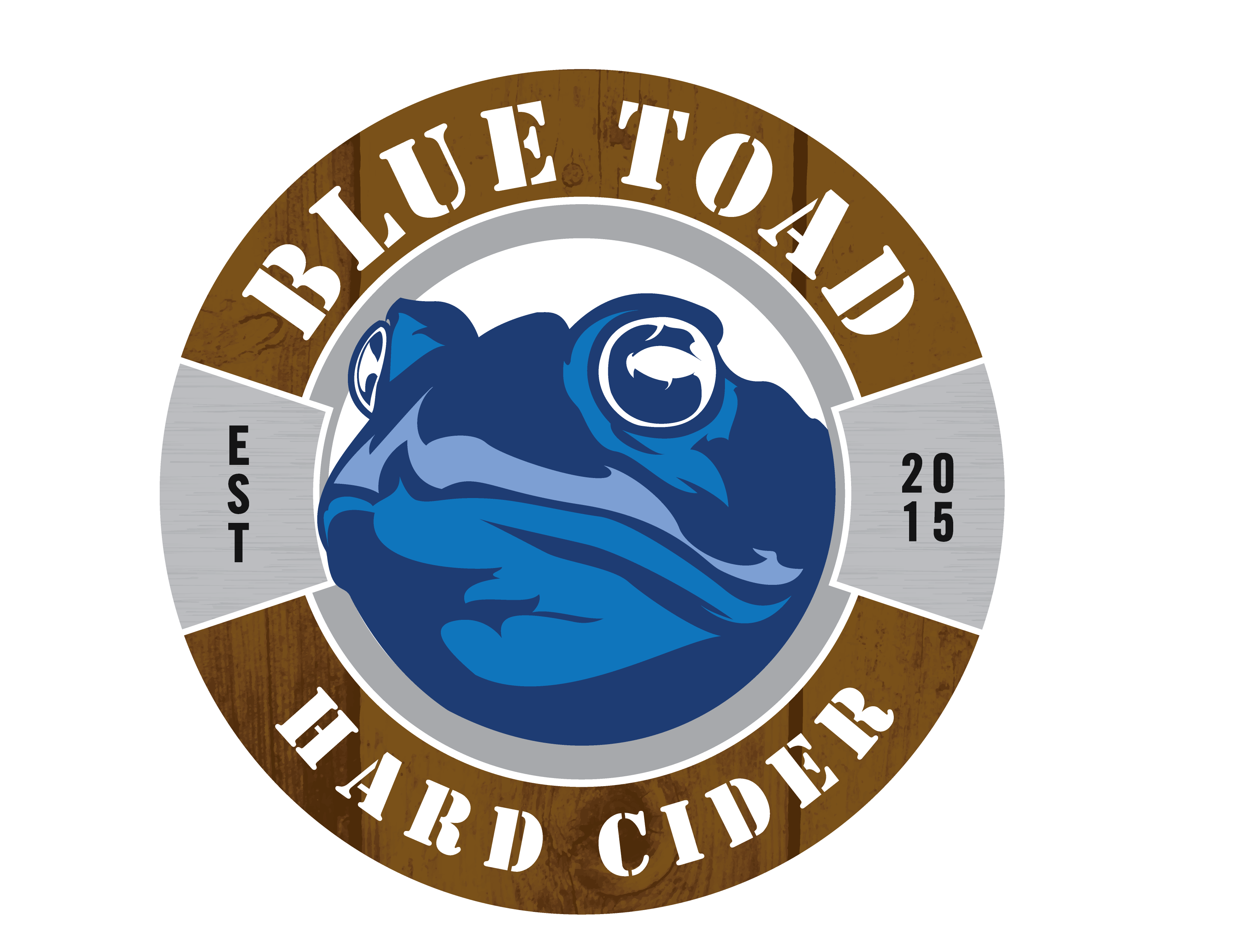 Blue Toad Cider